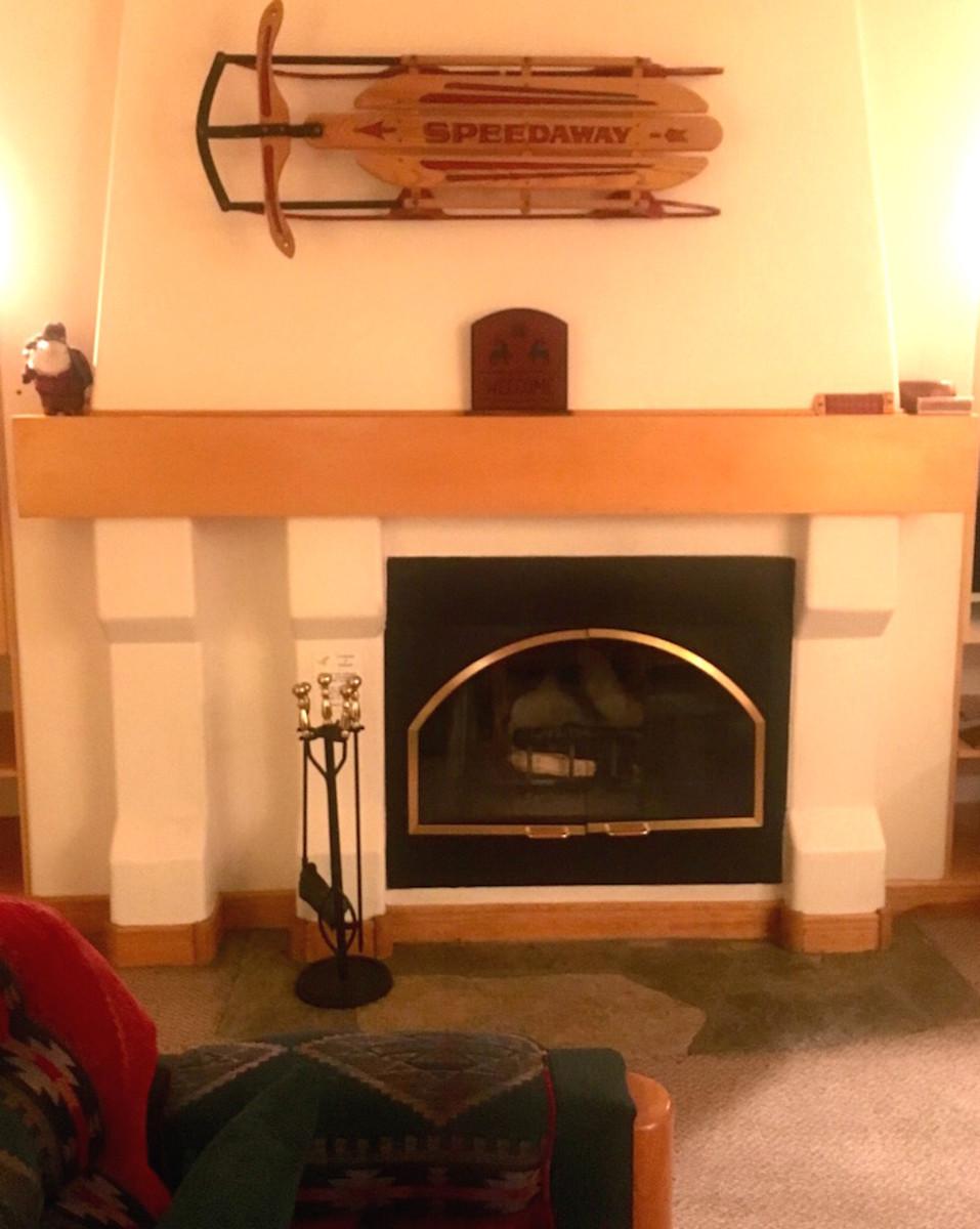 creekside fireplace