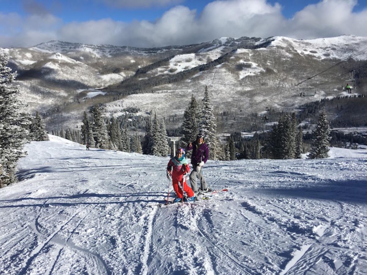 solitude family ski vacation