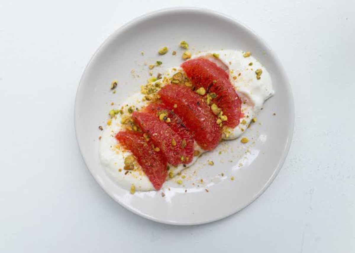 grapefruit dessert ricotta recipe