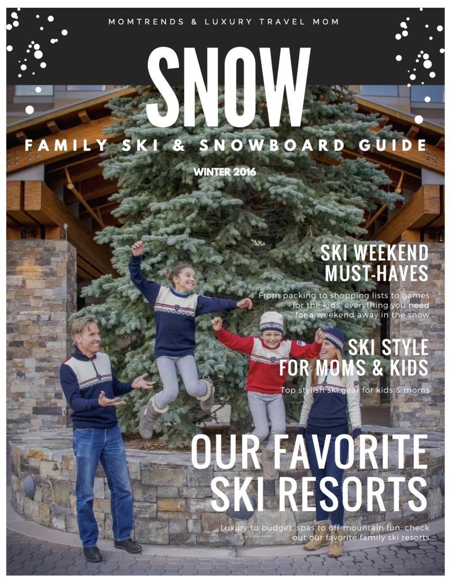 Ski Guide Cover