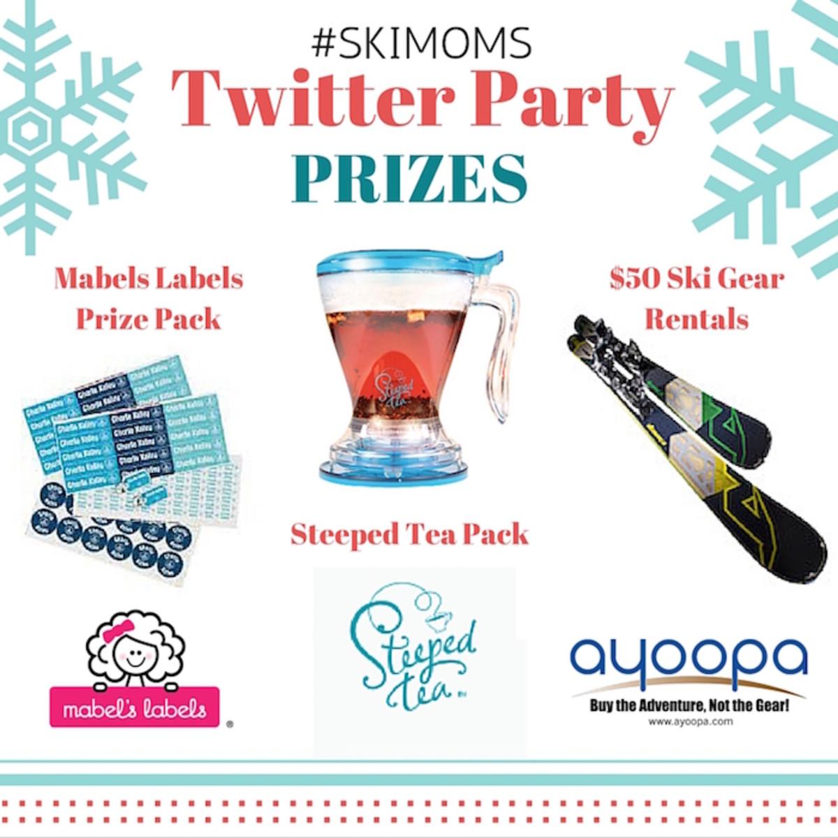 Ski party prizing