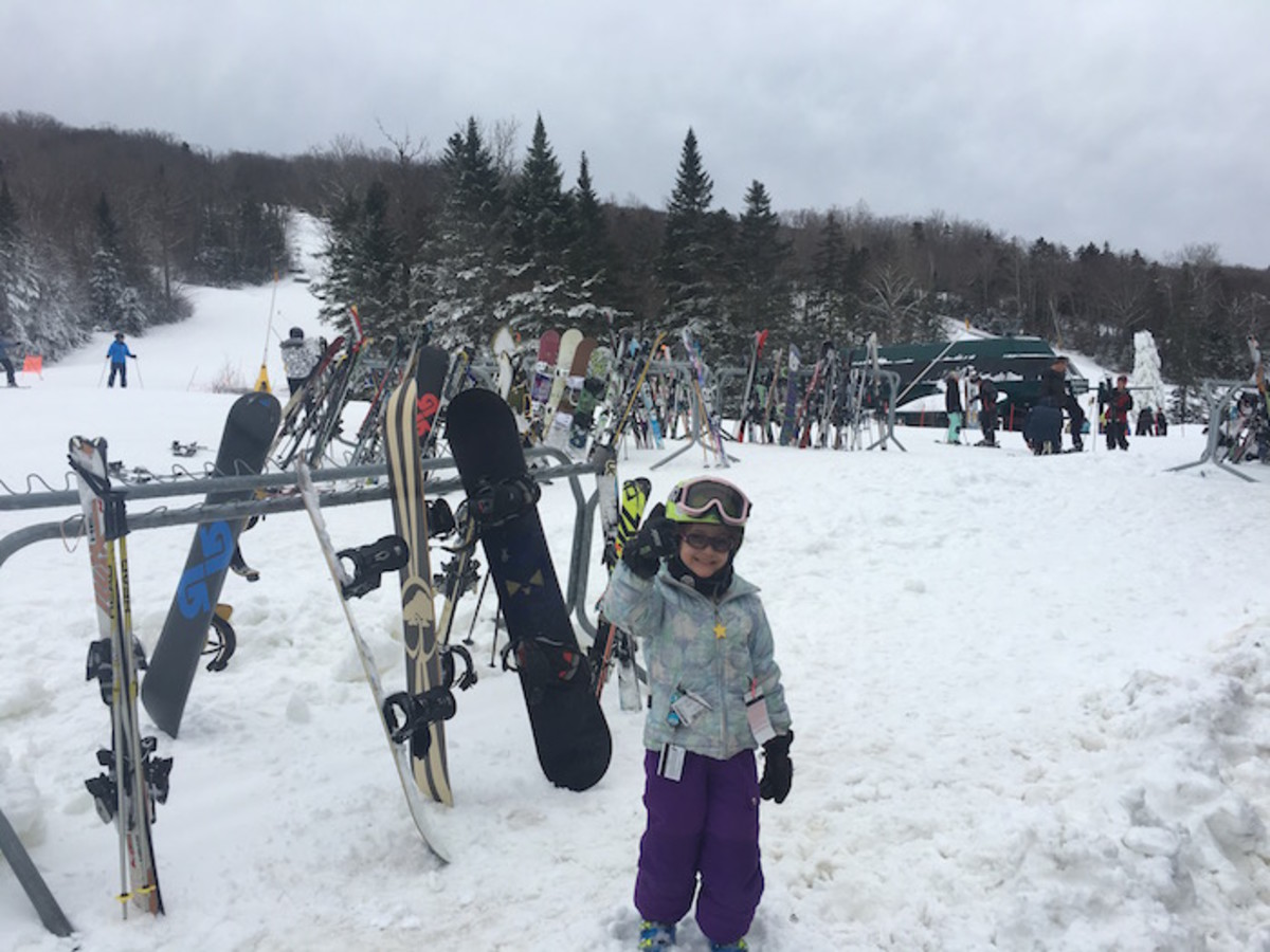 Ski New Hampshire with Kids