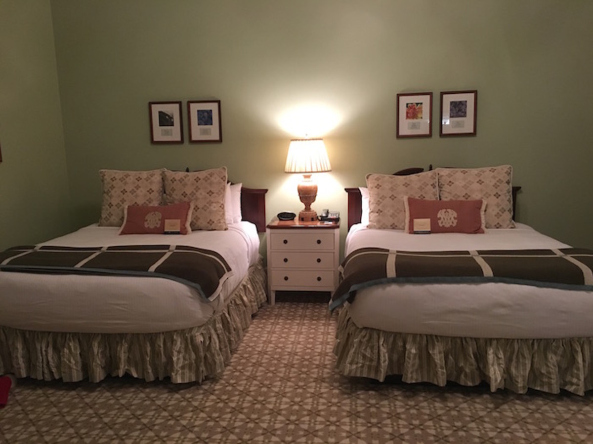 Omni Rooms at Mount Washington