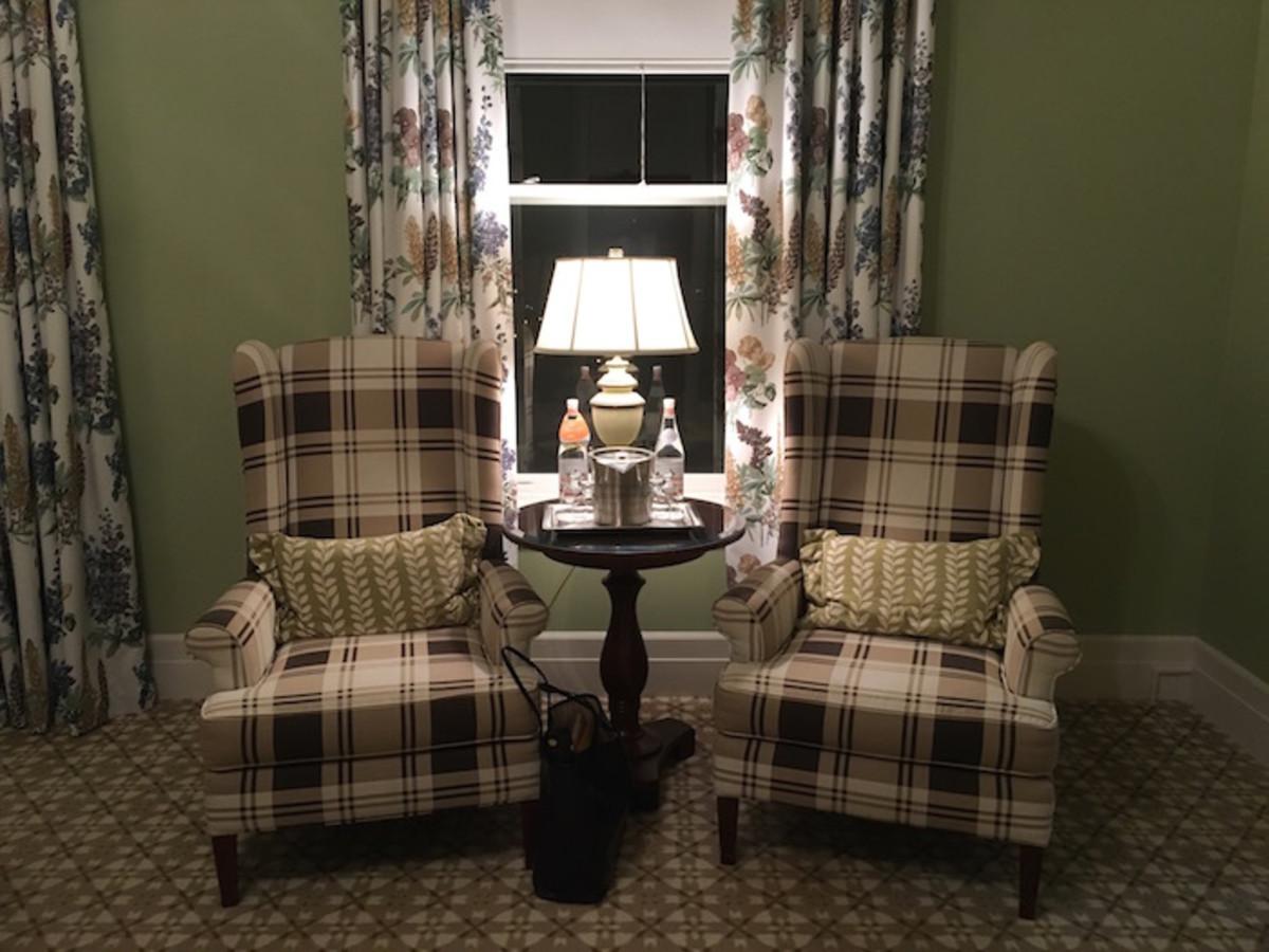 Sitting Area Mount Washington