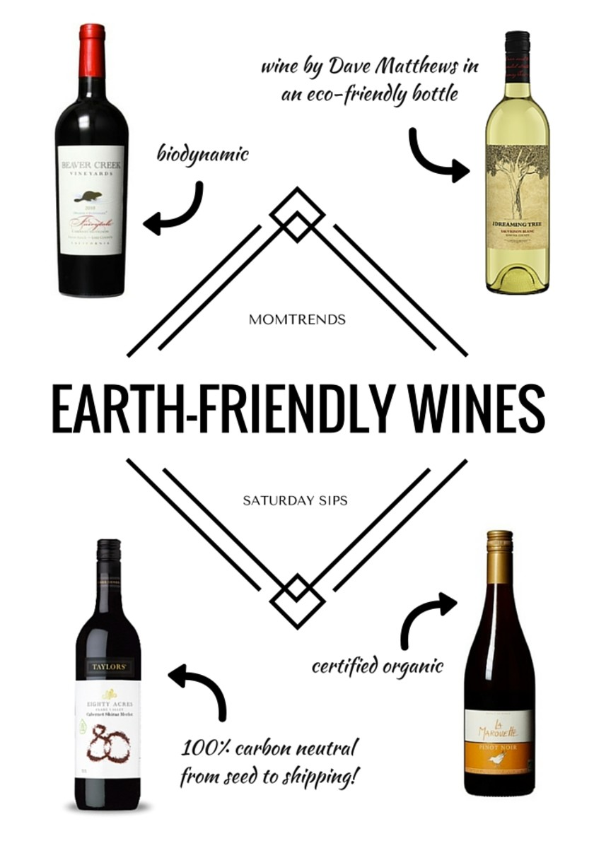 EARTH-FRIENDLY WINES