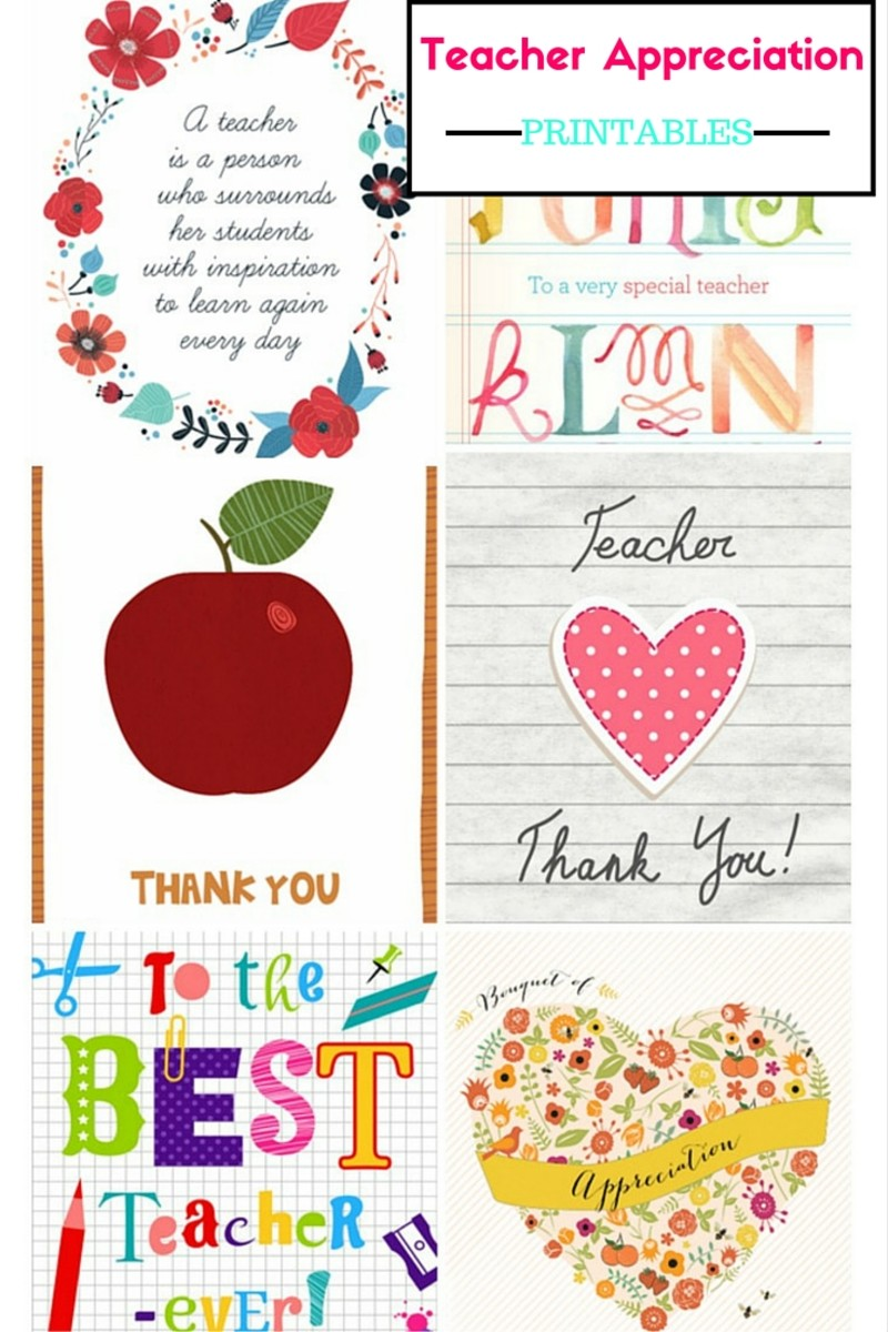 Teacher appreciation day projects and printables momtrends and just in case youre running short on time you can always go the printables route greetings island has a slew of darling cards that you and your kids kristyandbryce Gallery