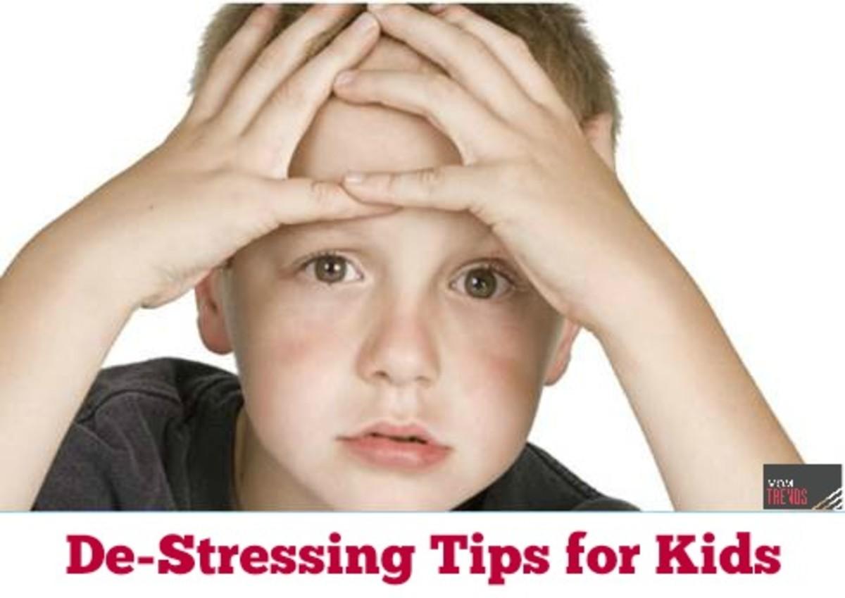 De-Stressing Tips