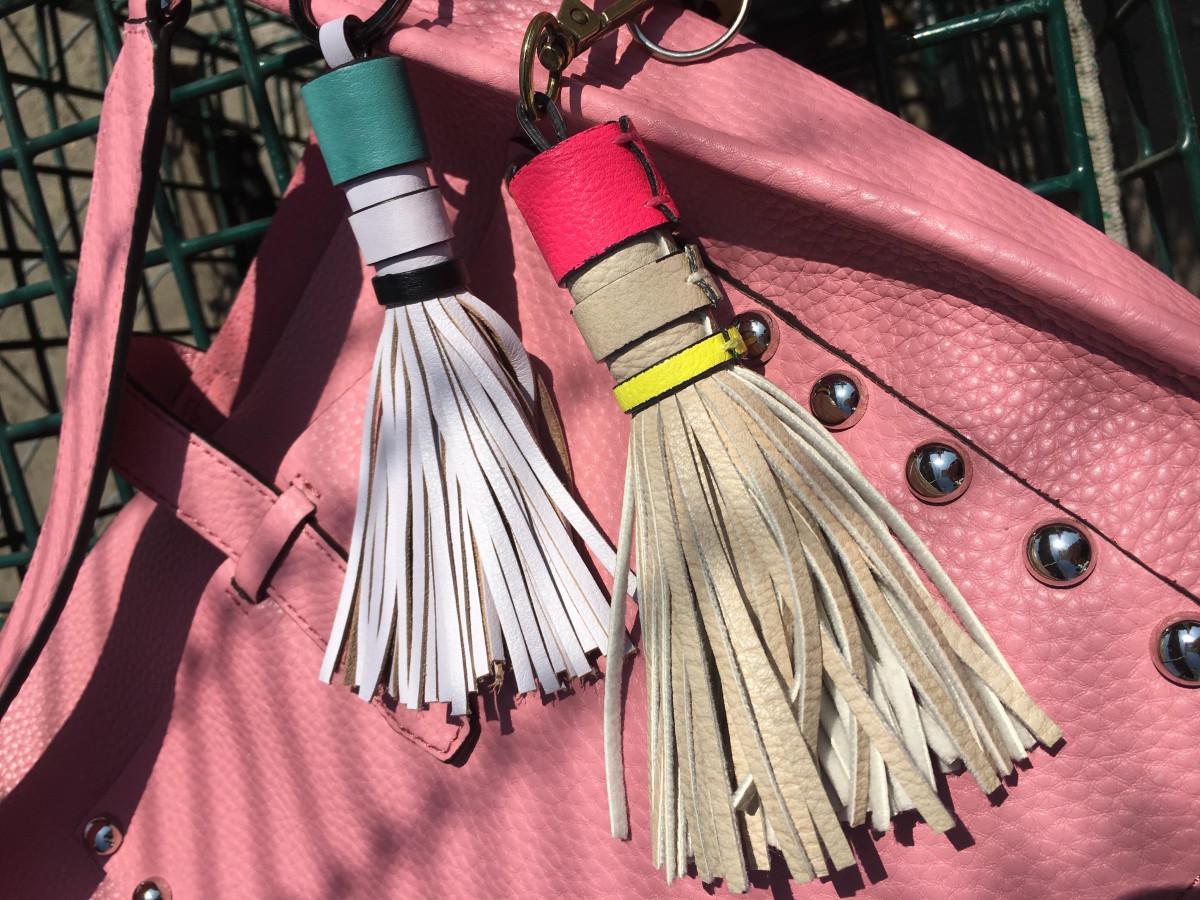 handbag tassel