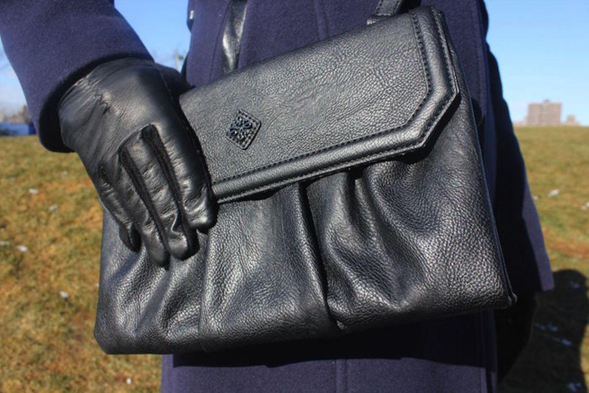 Kohls vera wang handbag