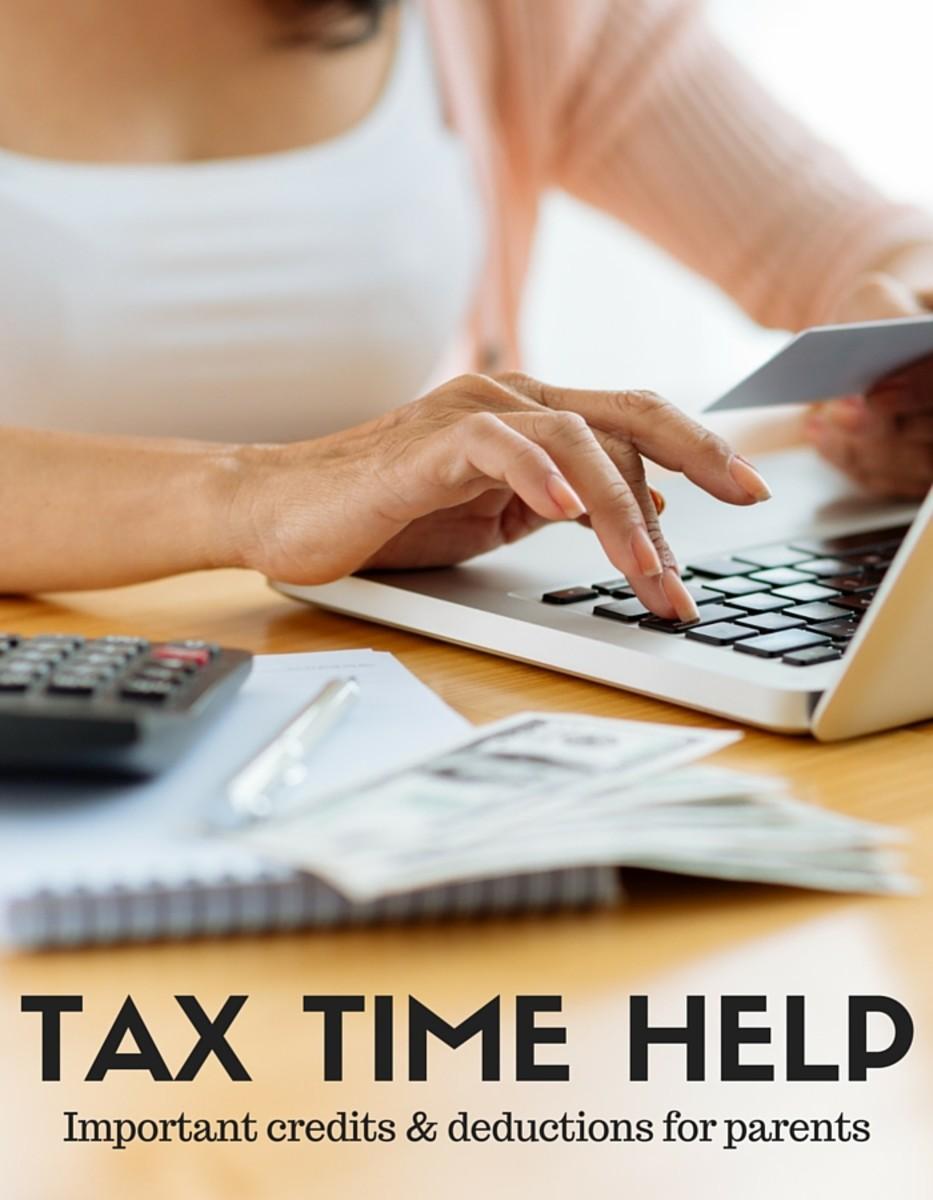 Tax Time Help