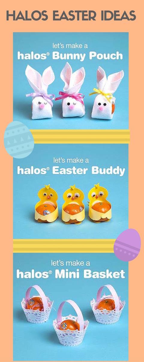 HALOS EASTER IDEAS