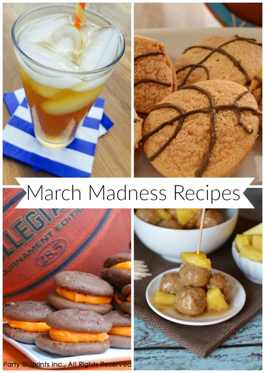 march madness recipes