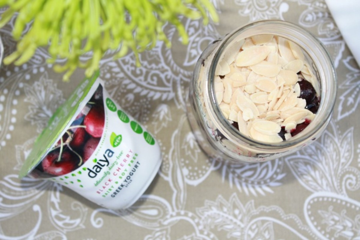 Daiya Greek Yogurt Alternative, breakfast, Daiya Foods,