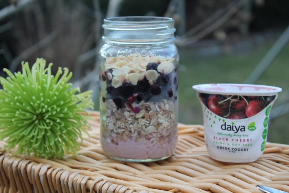 Daiya Greek Yogurt Alternative, breakfast, Daiya Foods,