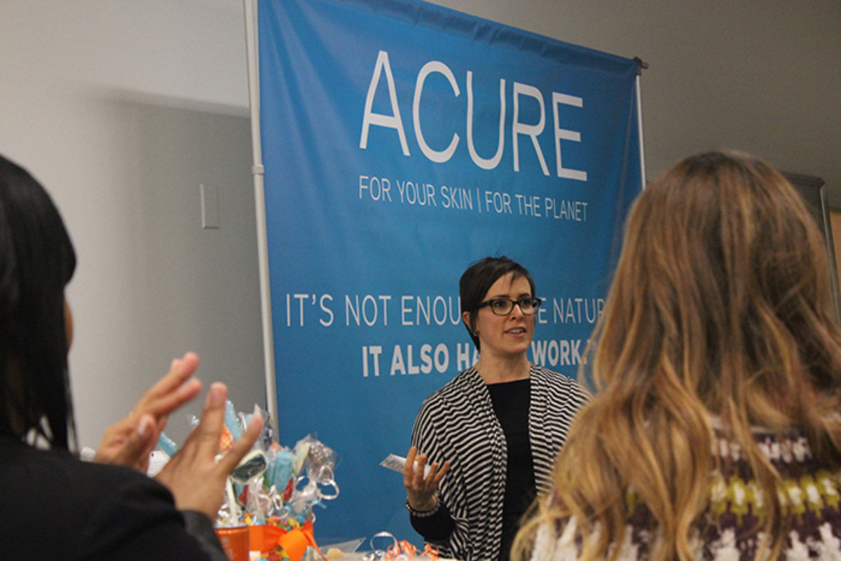 learning about acure