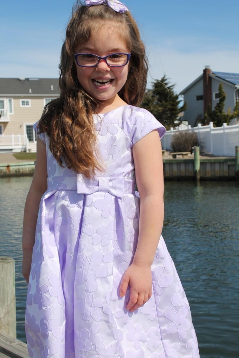 easter, pink princess, spring dresses