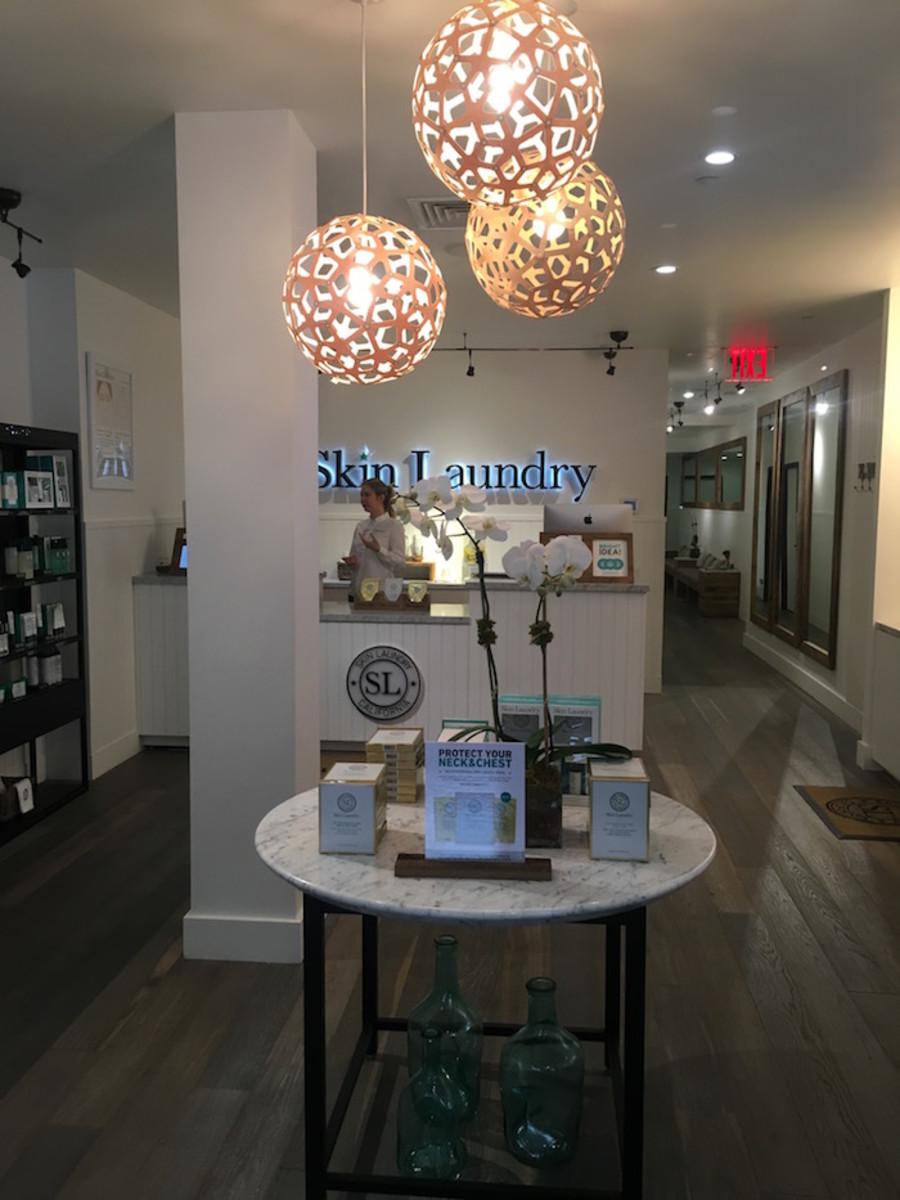 skin laundry NYC