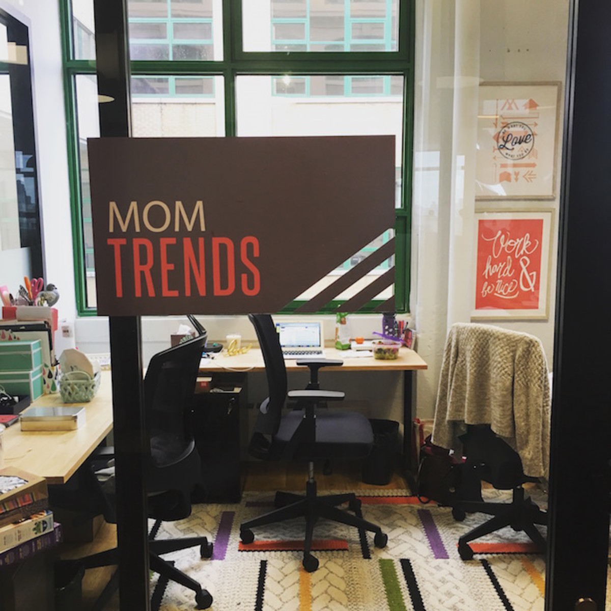 Momtrends Office