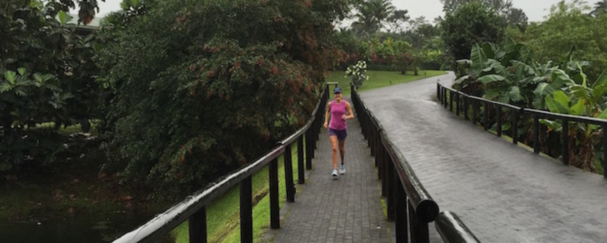 running in costa rica