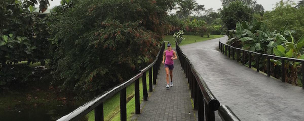 running in costa rica