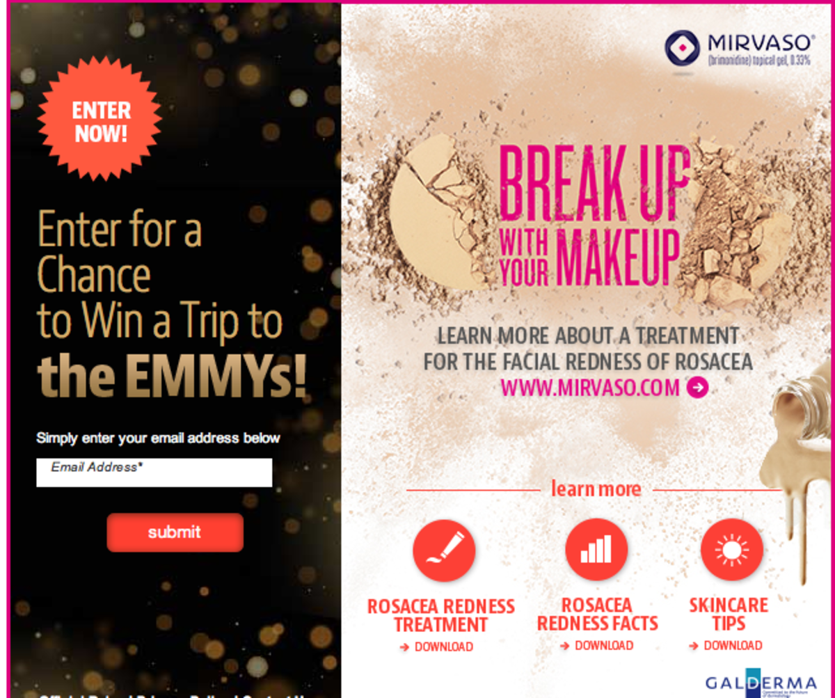 breakup with your makeup, mirvaso, galderma