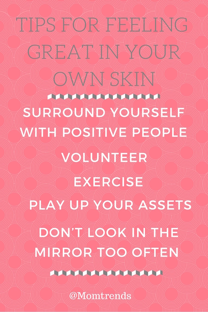 feel great in your own skin
