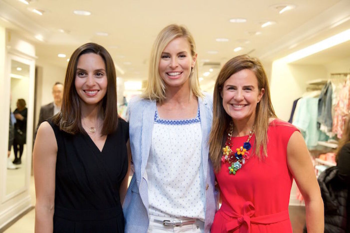 talbots event with Niki Taylor