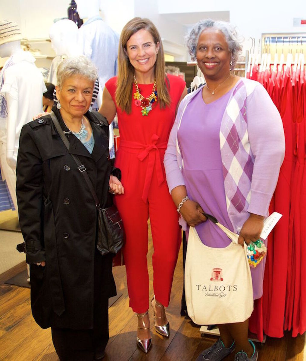 talbots shopping event