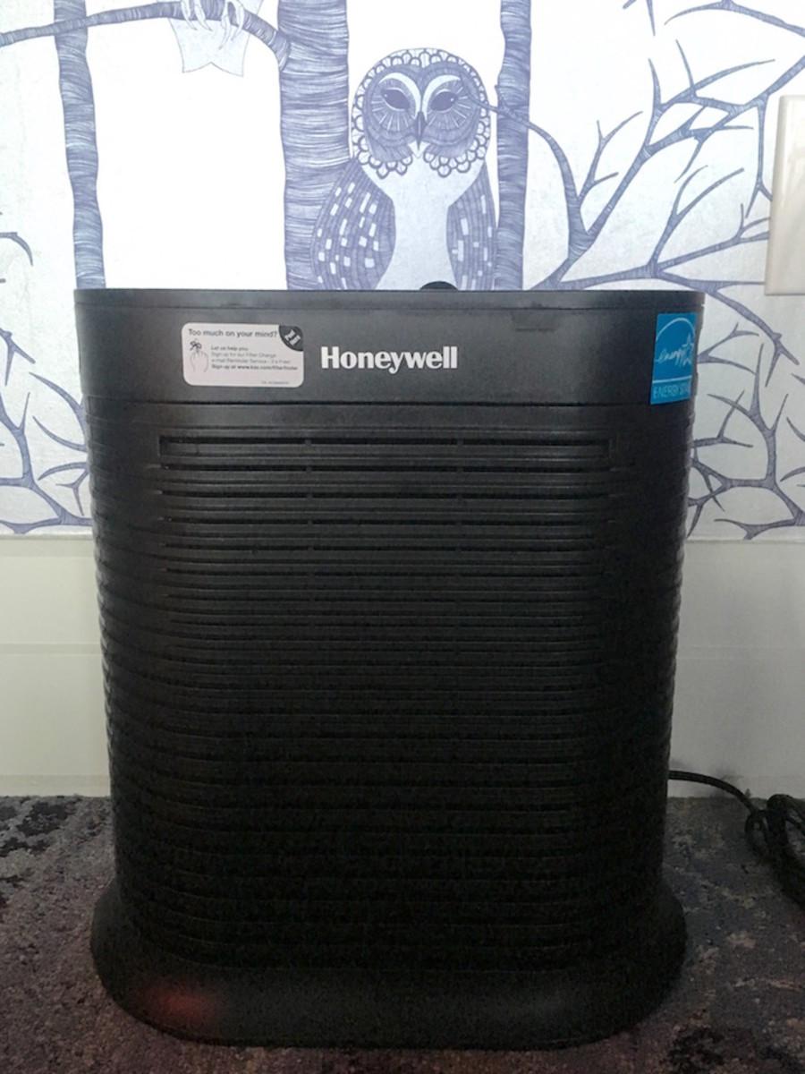Honeywell hepa filter