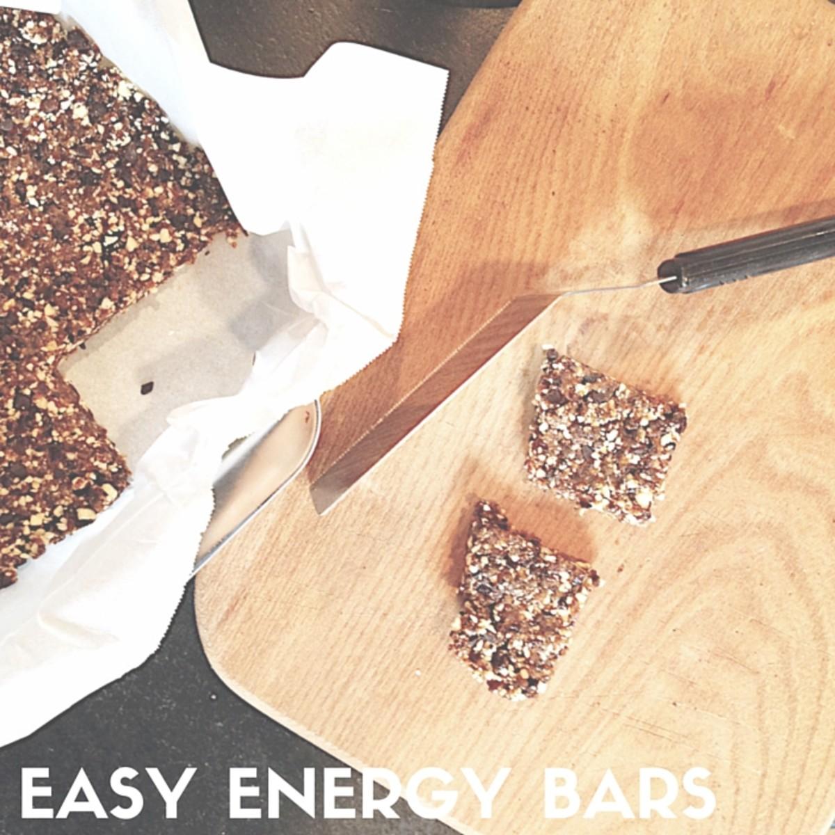 EASY ENERGY BARS