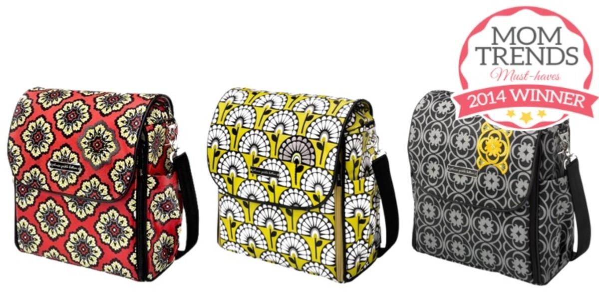 Petunia Pickle Bottom Boxy Backpack 1