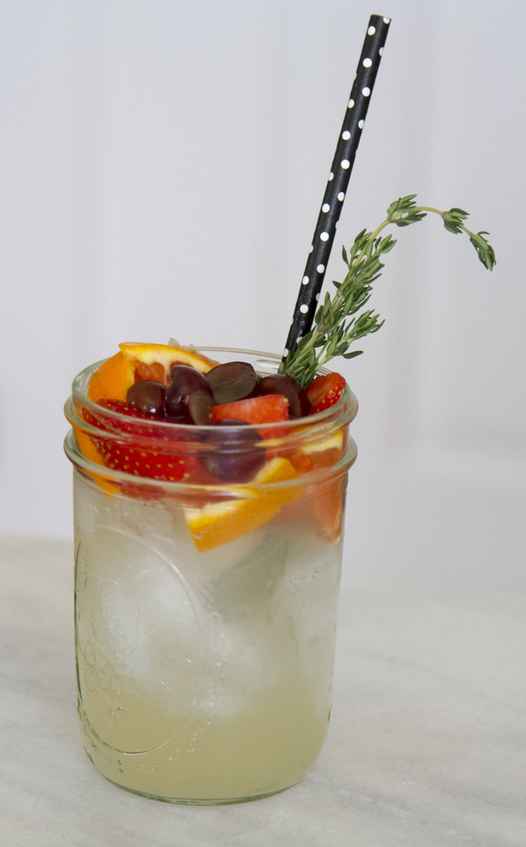 fruity moscow mule