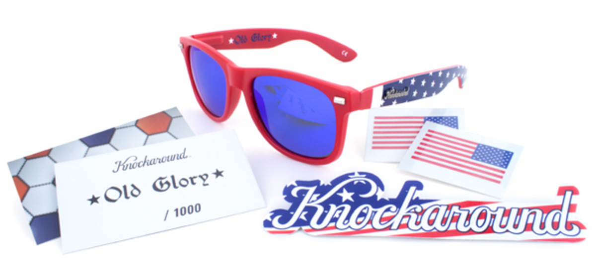 Limited Edition Old Glory Fort Knocks Sunglasses