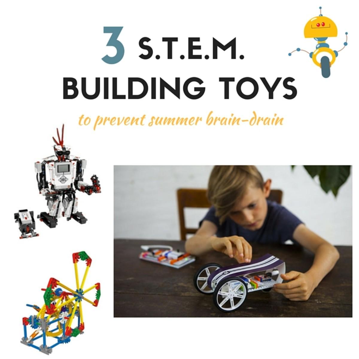 STEM BUILDING TOYS(1)