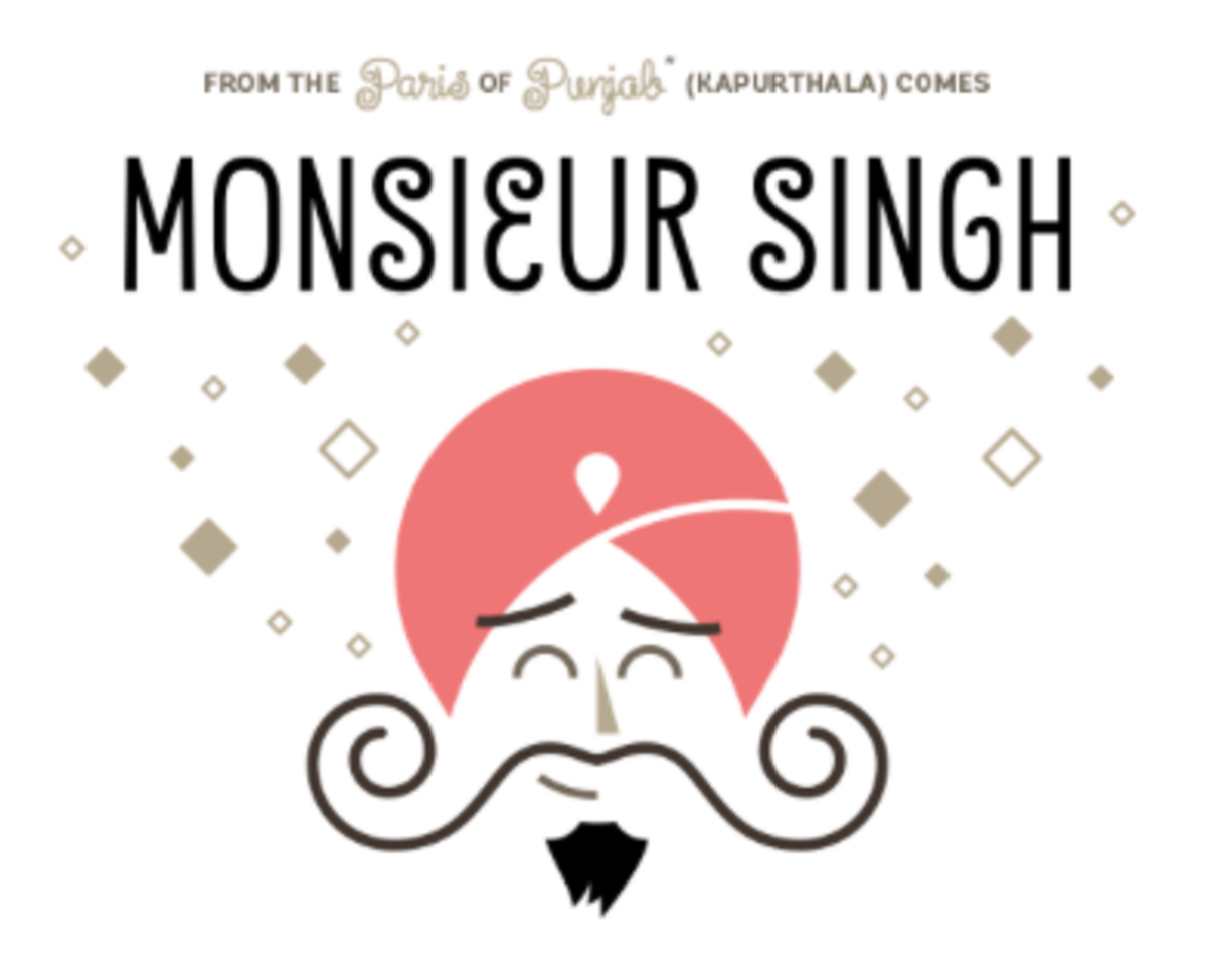 Frozen Lassi Yogurt from Monsieur Sing