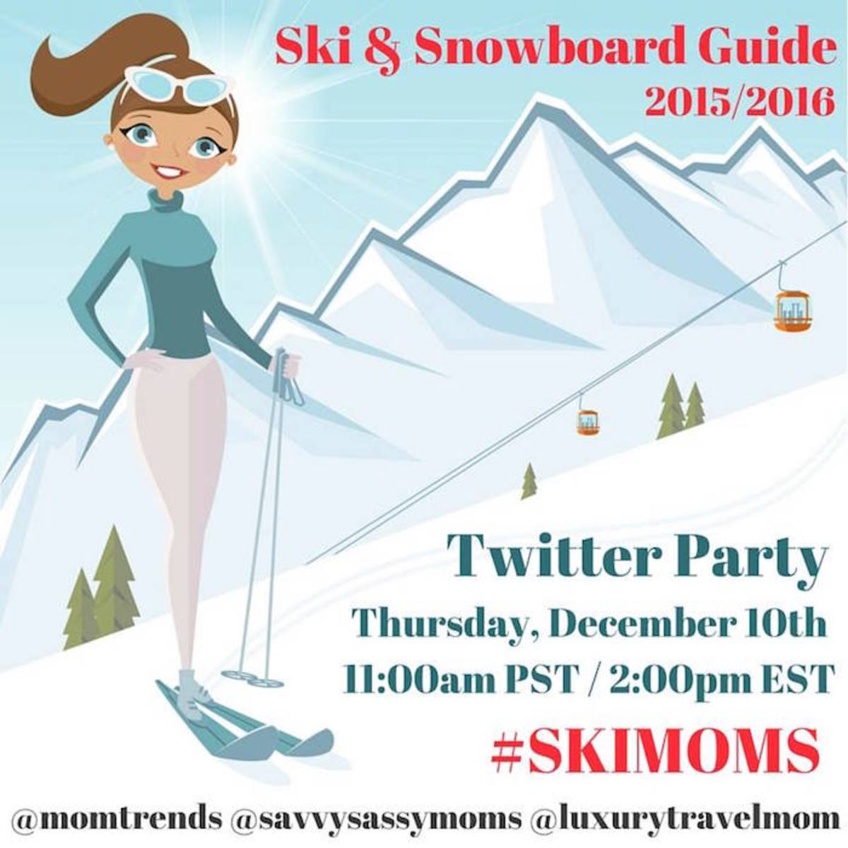 SkiMoms-Twitter-Party