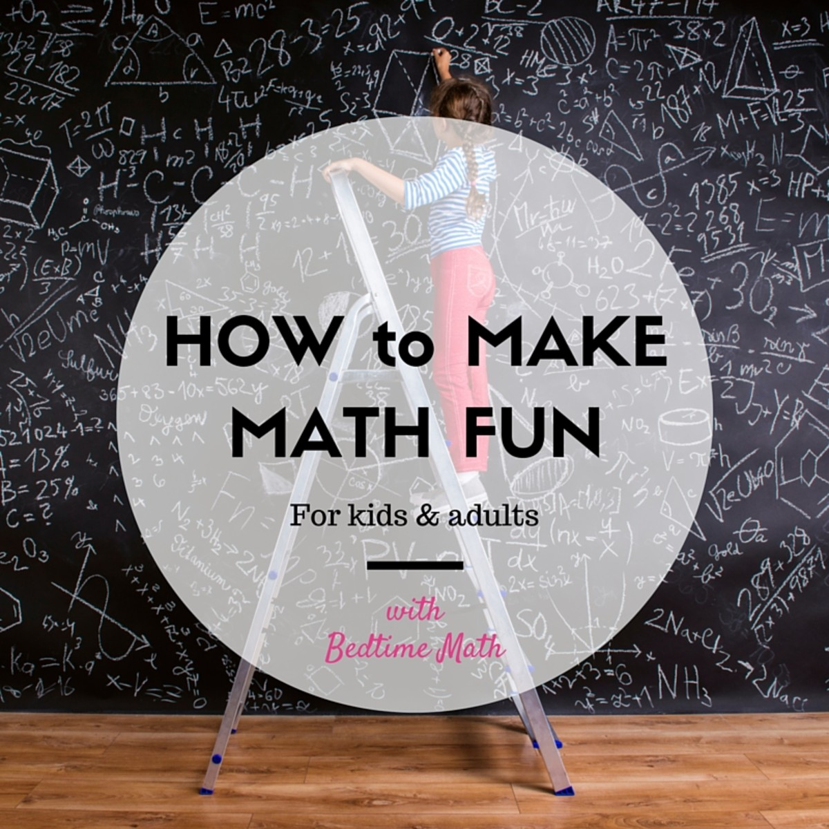 How to Make Math Fun with Bedtime Math App