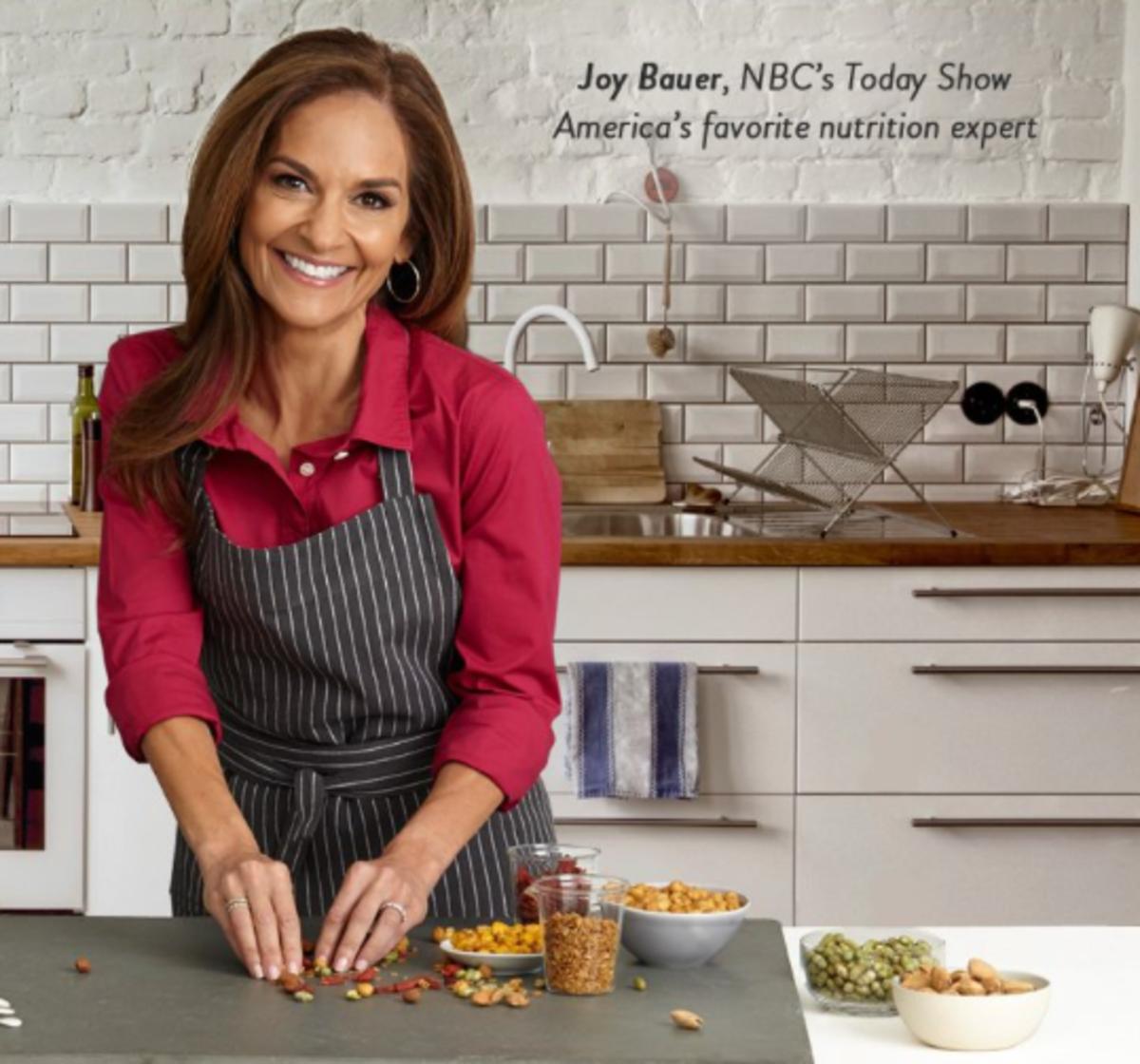 Joy Bauer Interview