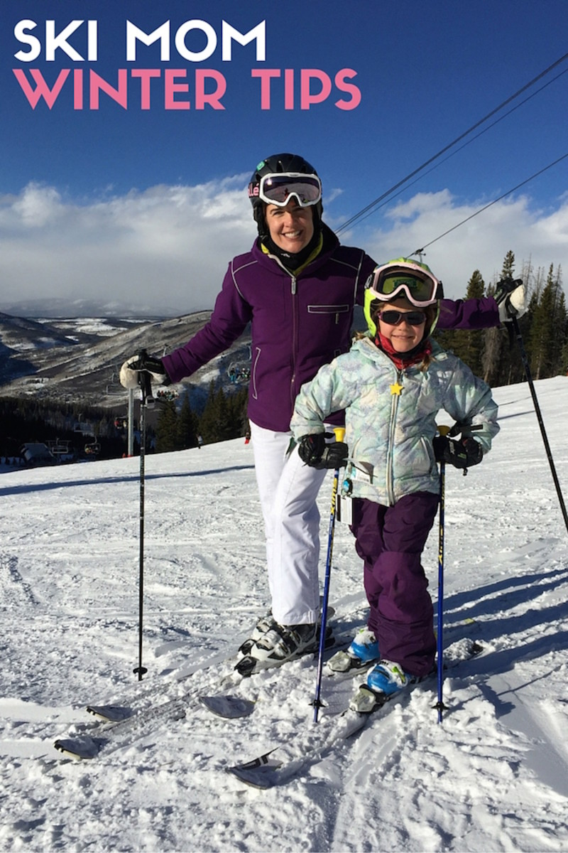 ski tips for moms