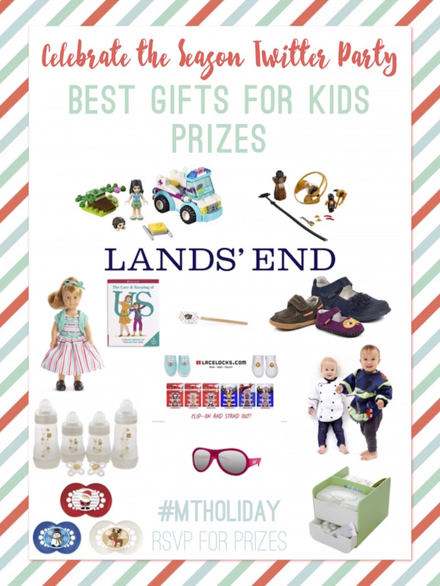 MTHoliday Twitter Party Kids Prizes