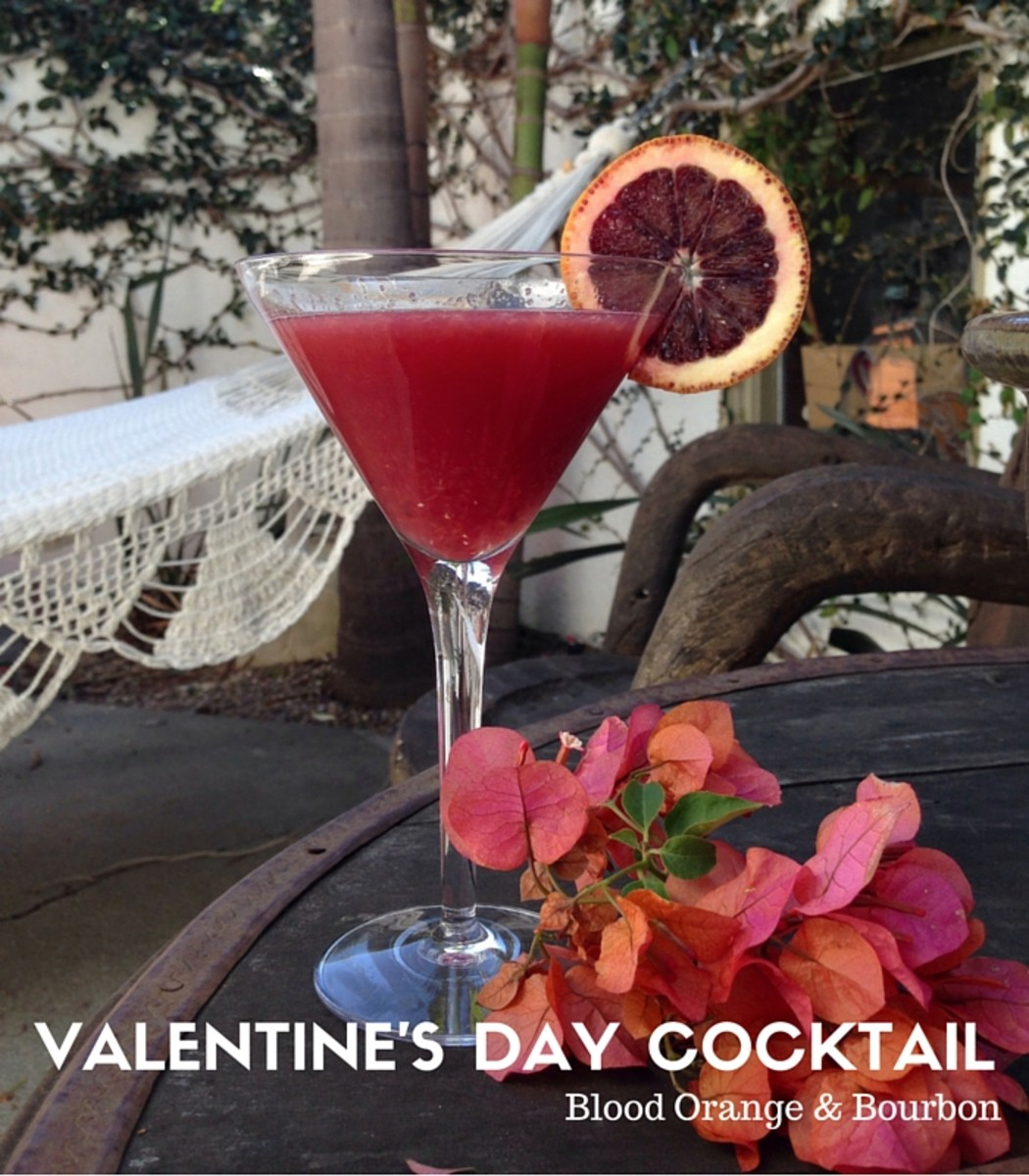 VALENTINE'S DAY COCKTAIL(1)