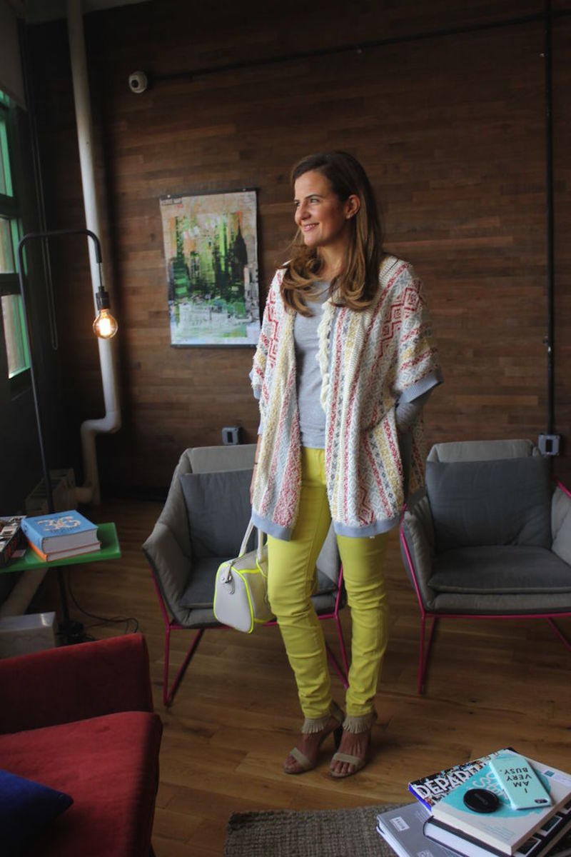 cabi spring outfit