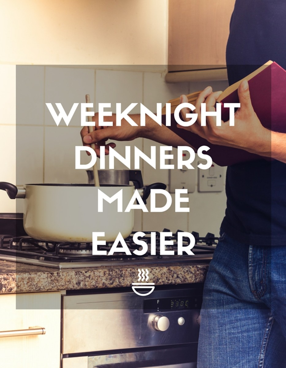 Weeknight dinnerS Madeeasier