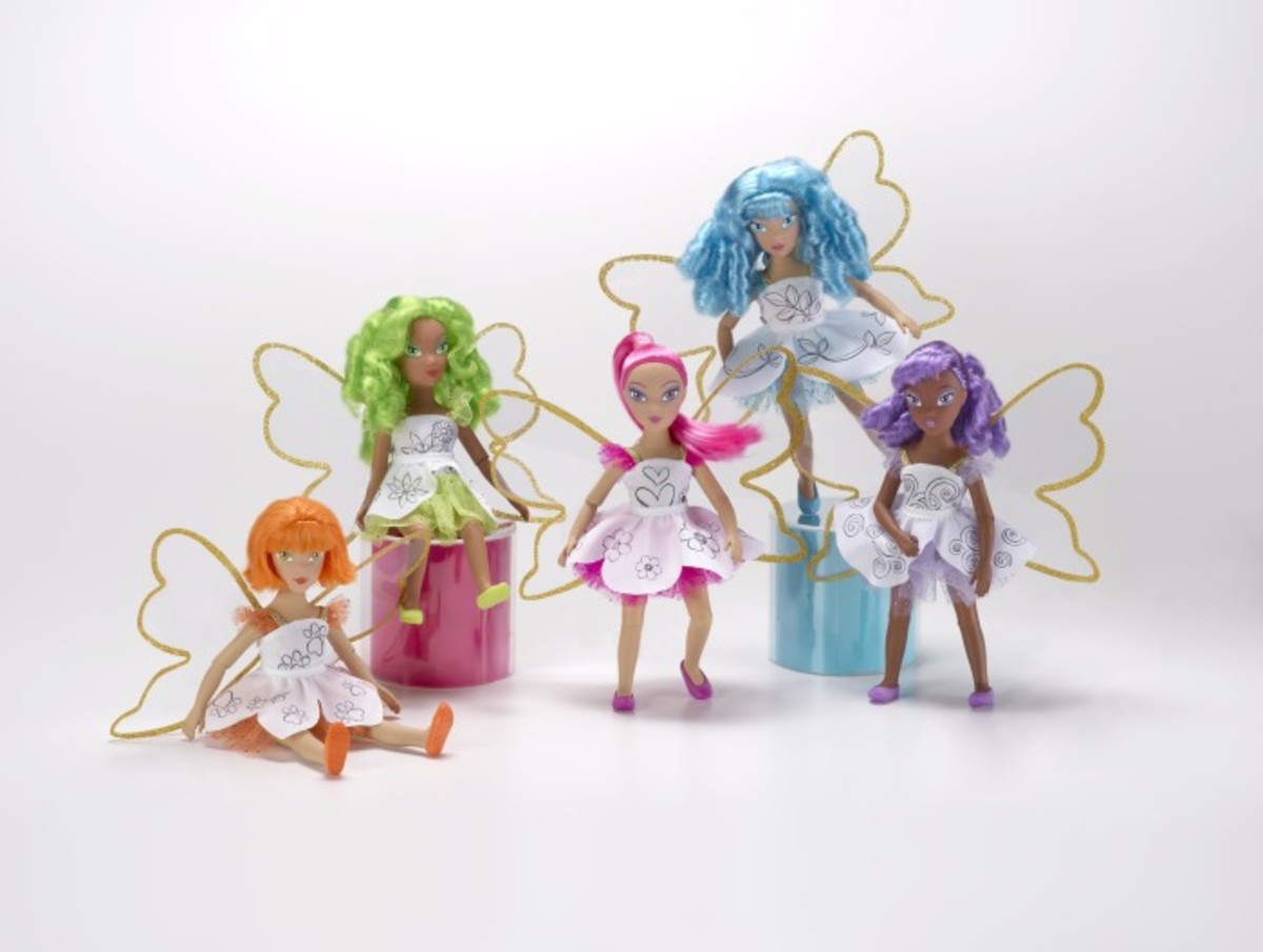 Pixie Doll_Group