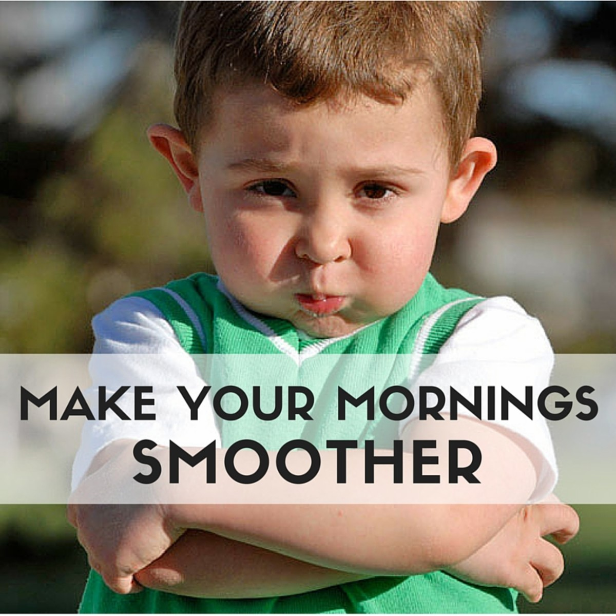Make Your Mornings Smoother