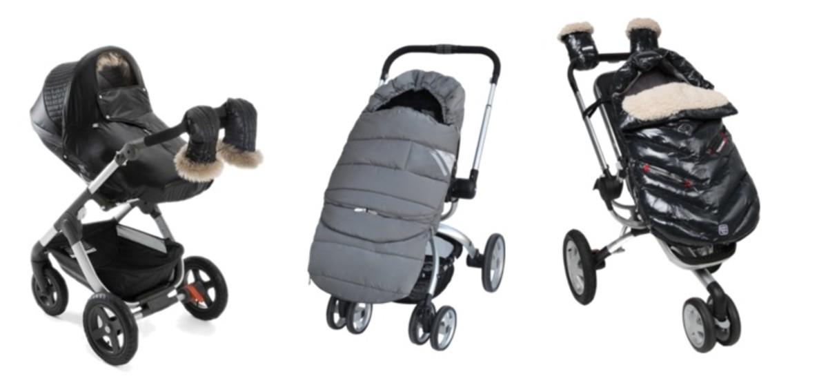stroller foot muff