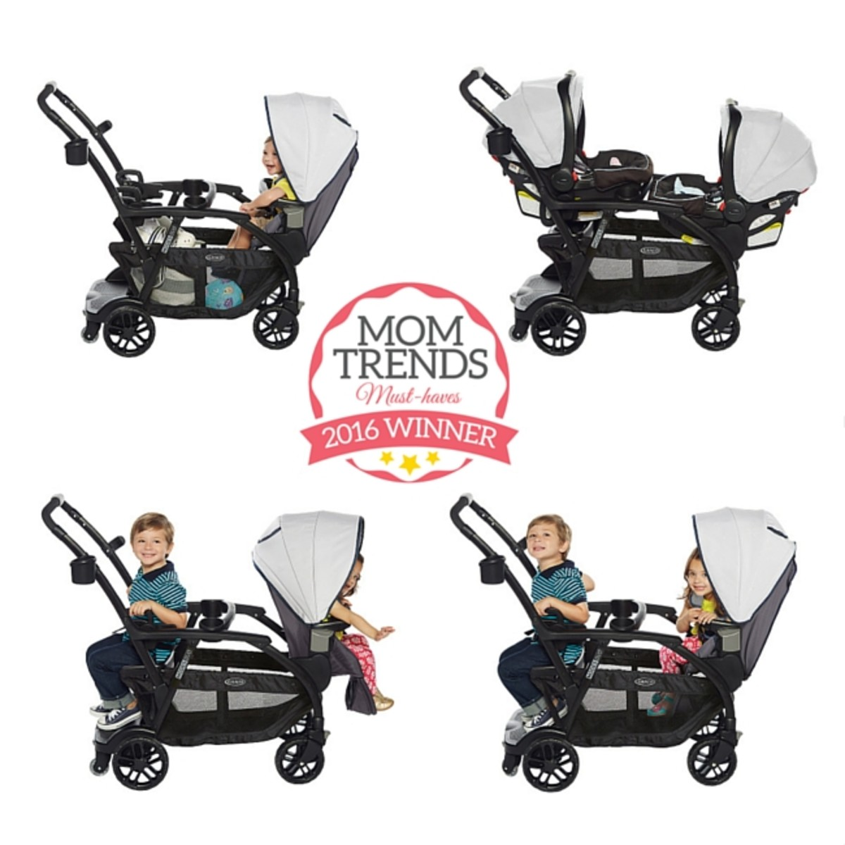 Graco Modes Duo Stroller