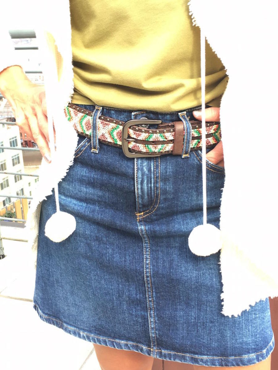 favorite belts with jeans