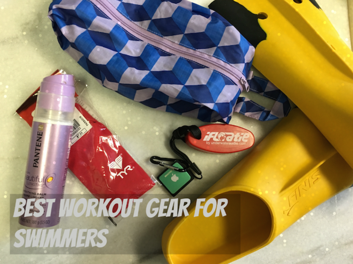 best gear for swimmers