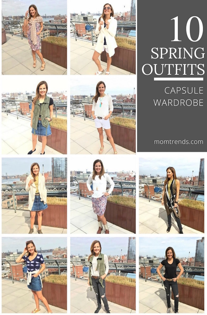 10 spring outfits
